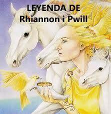 Rhiannon y Pwyll leyenda