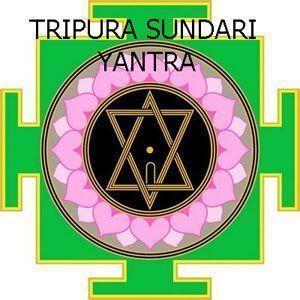 yantra significado tripura sundari yantra
