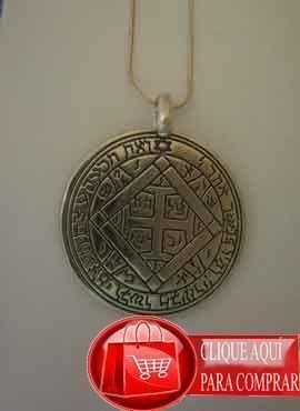 talismán Venus cuarto pantáculo sellos claves de Salomón