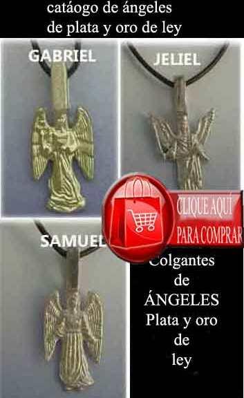colgante de ángeles