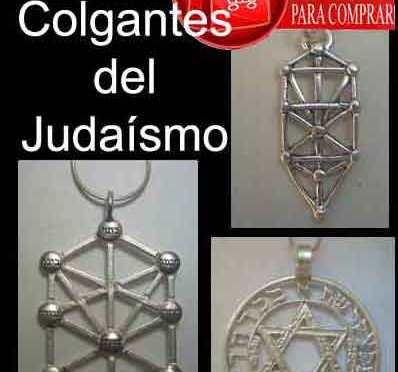 colgantes judaismo