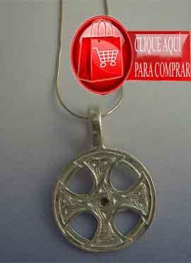 cruz celta irlandesa Saint Columba
