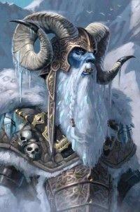 carnero símbolo entre los vikingos en sus cascos