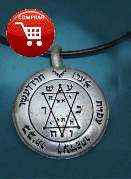 talismán de Jupiter 2º pantaculo