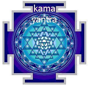 yantra significado kama yantra