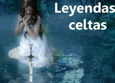 leyendas celtas más famosas