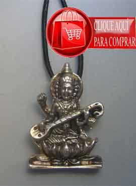 Sarasvati, diosa del conocimiento y la intuición