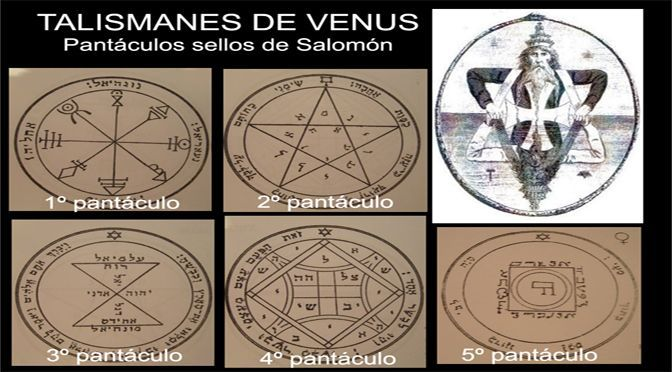 talismanes de venus
