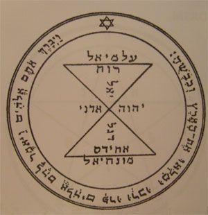 talismanes de Venus, pantáculos de Salomón