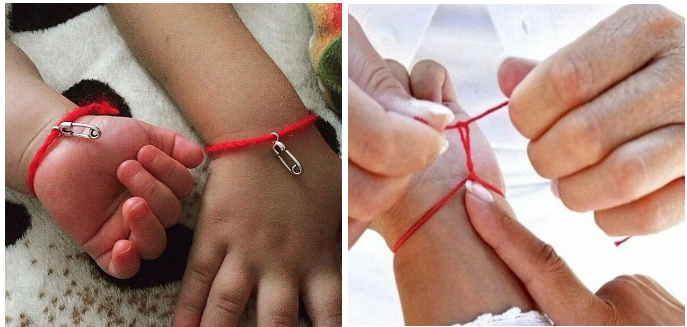 Wubble Red Thread