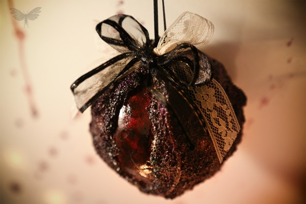 Nasty Xmas Ornament