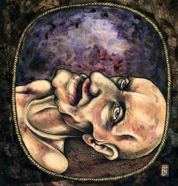 Plagued - Macabre Art