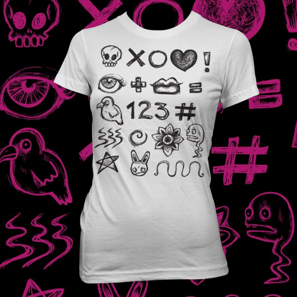 Sketchy - T-shirt Design
