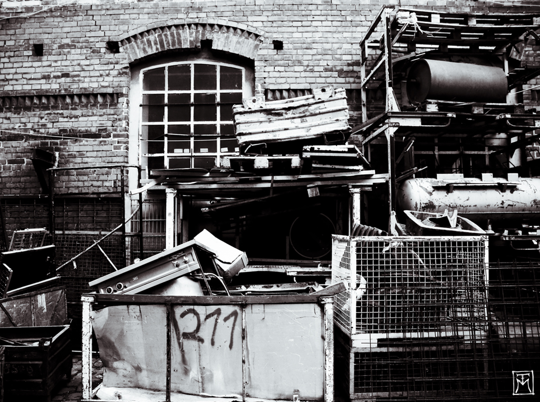 Berlin Industrial - Urbex Photography