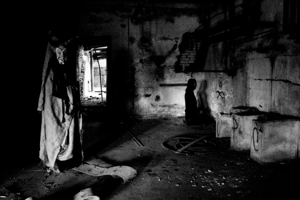 Infinity - Short Film Urbex Demon Scene