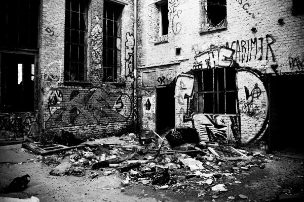 Trashed - Ice Factory Berlin