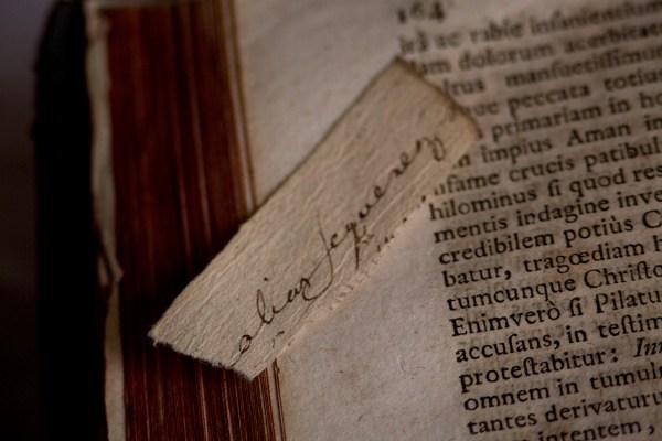 Sermones Sacri - Rare Antique Book Find