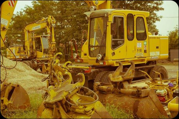 Urbex Hungary- Industrial Machines