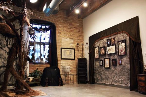 EOE exhibition space