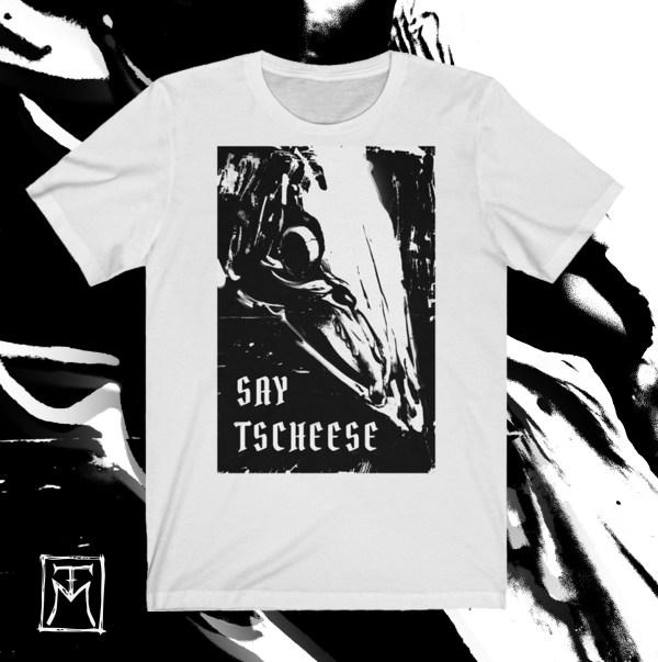 SayTscheese Tshirt Mockup