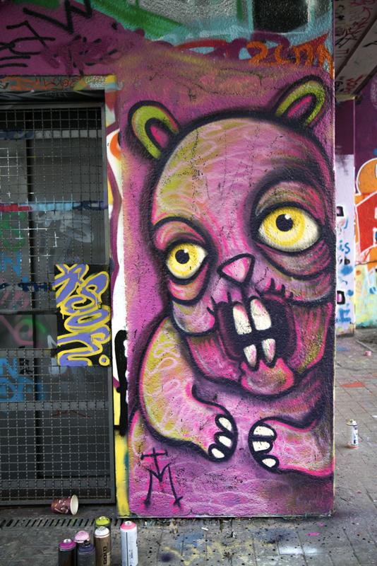 TM Street art Feuerwache 04
