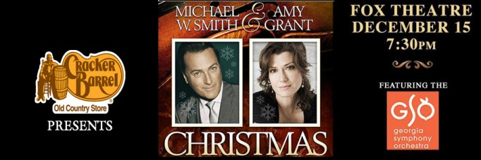 Amy Grant & Michael W. Smith Christmas Concert