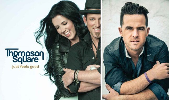 Thompson Square & David Nail