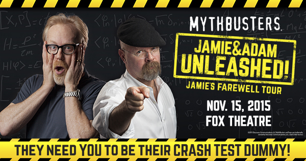 Mythbusters Unleashed