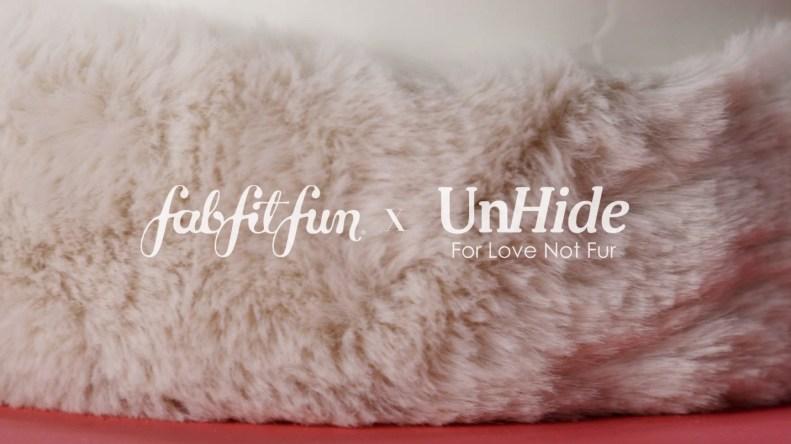 FabFitFun Winter 2019 Box Spoilers + Promo Code | UnHide Lil' Marshmallow