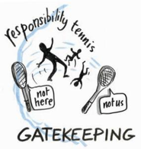 Responsibility Tennis