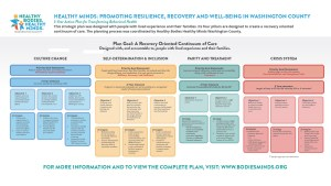 Washington County, Rhode Island developed a new strategic framework and continuum with peers and family
