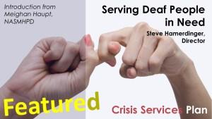 Serving Deaf People in Need