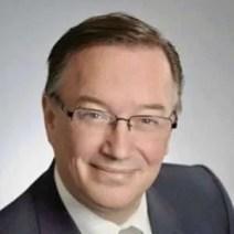 Public Relations expert Graeme Harris