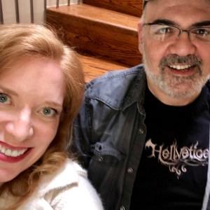 "Dr. Andrea Wojnicki & Patrick Griffin (""The Font Guy"")"
