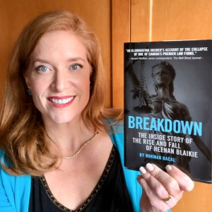 Dr. Andrea with Breakdown by Norman Bacal