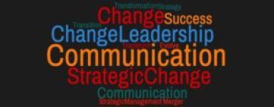 Talk About Talk Learn how to communicate change