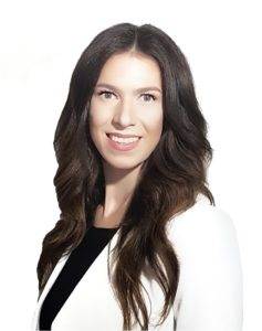 Oksana Andreiuk, biohacking xpert