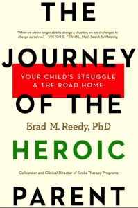 parenting book - the journey of the heroic parent