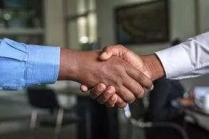negotiating handshake