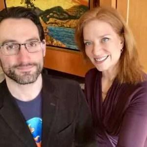Mekki MacAulay & Andrea Wojnicki talk competition