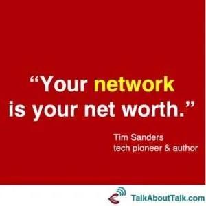 network quote TIm Sanders