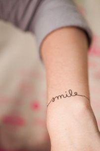 Sorria! =)