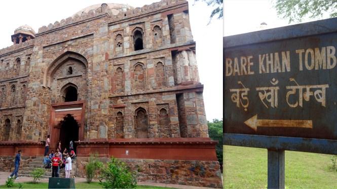 bare khan tomb