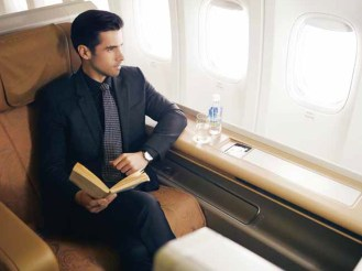 Spacious First Class Suites