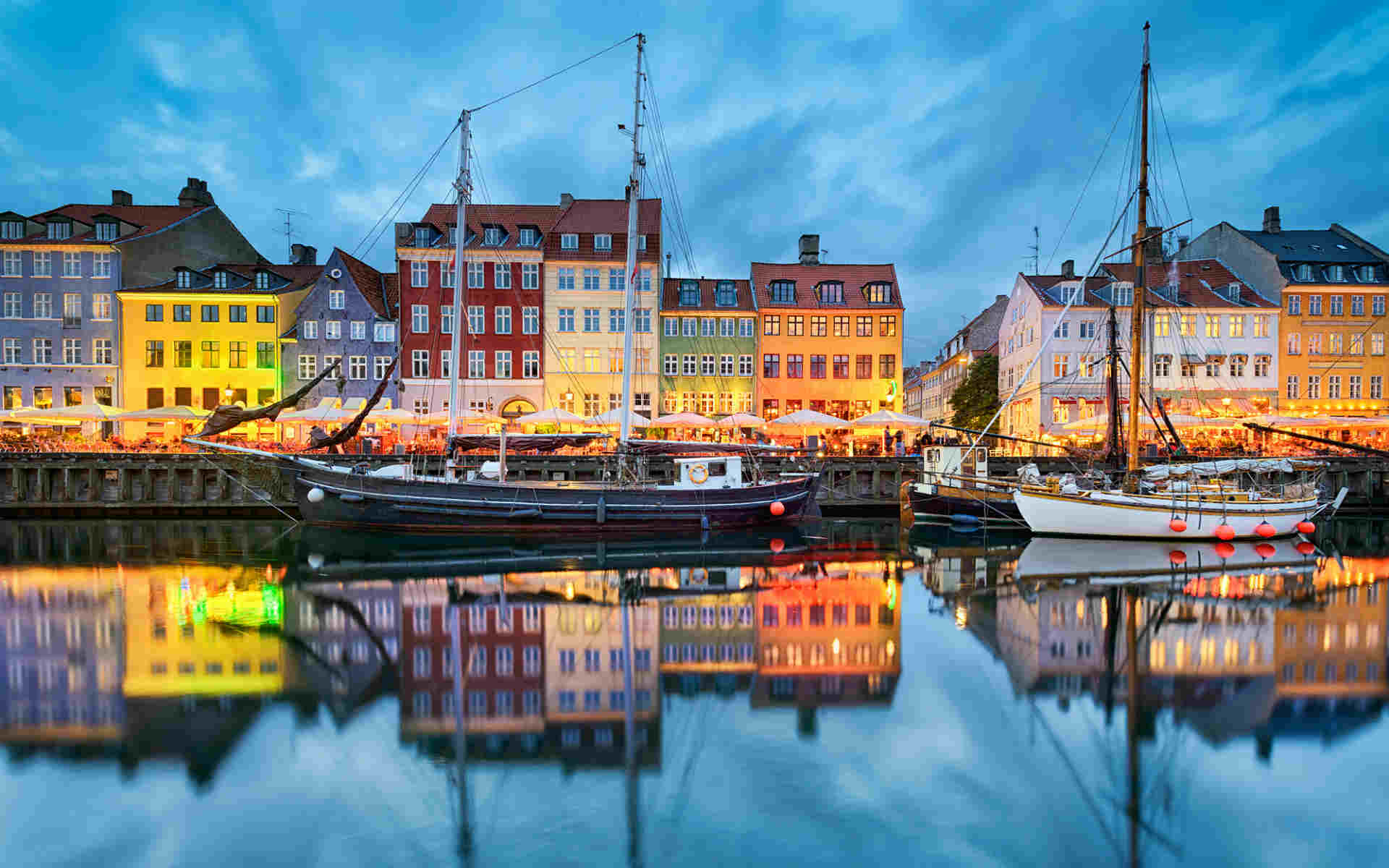 Aulas de dinamarquês com professores experientes