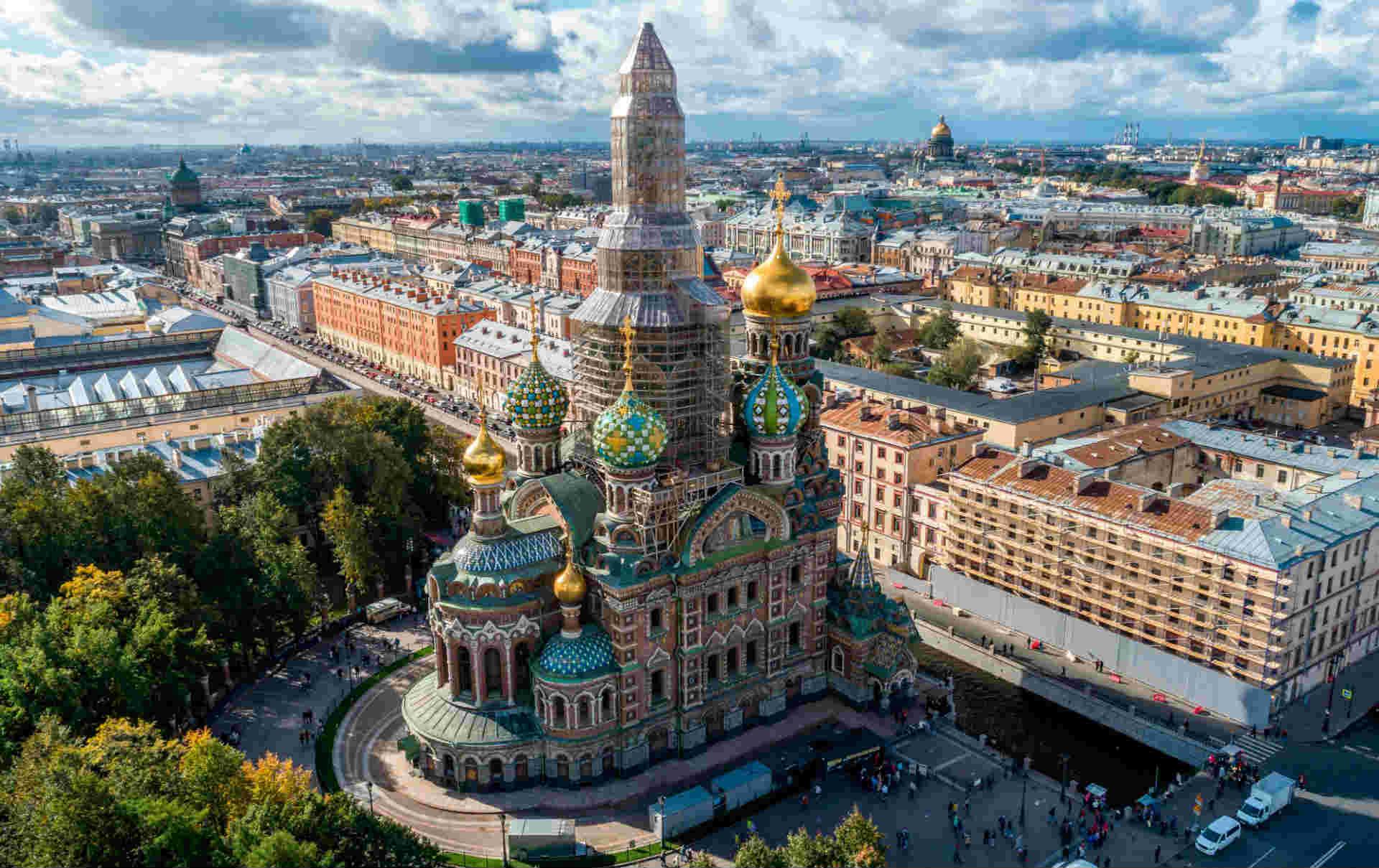 Aulas de russo com professores experientes