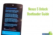 Nexus 5 Unlock Bootloader Guide