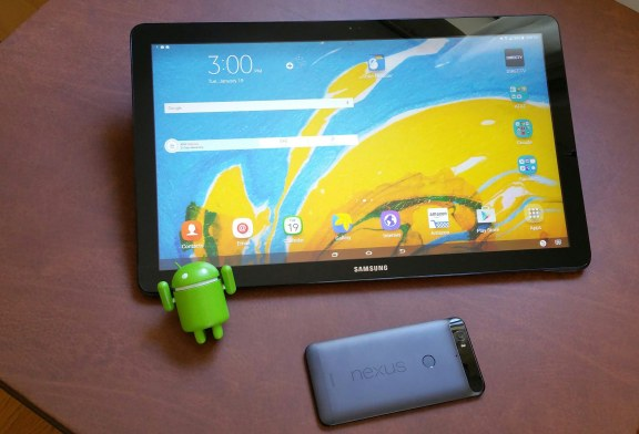 Samsung Galaxy View 18.4in Tablet Review