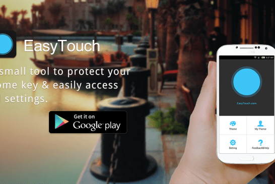 App Review: EasyTouch Classic