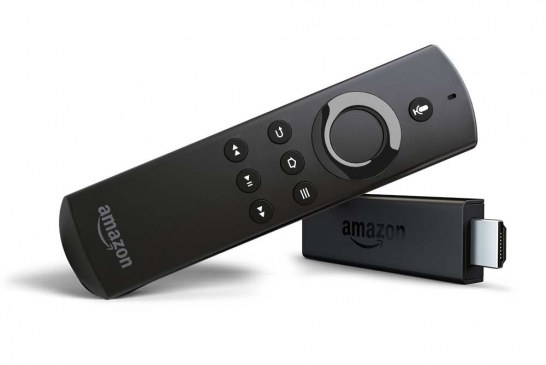 Fire TV Stick on Sale for $34.99 and $39.99 with Voice Remote